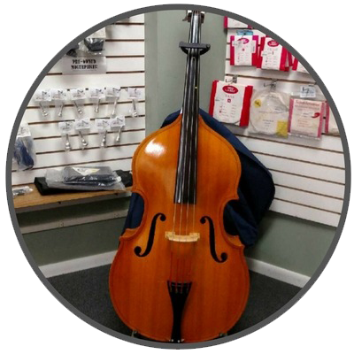 Upright bass