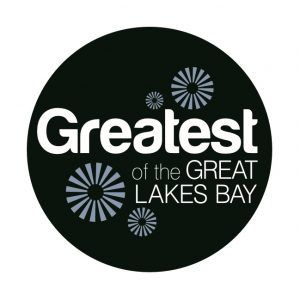 Greatest of the Great Lakes Bay logo