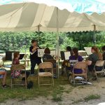 Youth band camp pictures