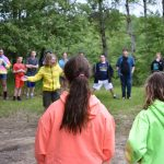 Camp goup activities